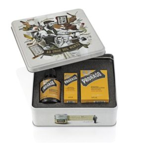 COFFRET BARBE WOOD & SPICE